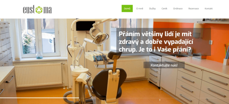 Eustoma | eSoul tvoří a optimalizuje webové stránky