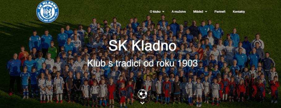 SK Kladno | eSoul tvoří a optimalizuje webové stránky