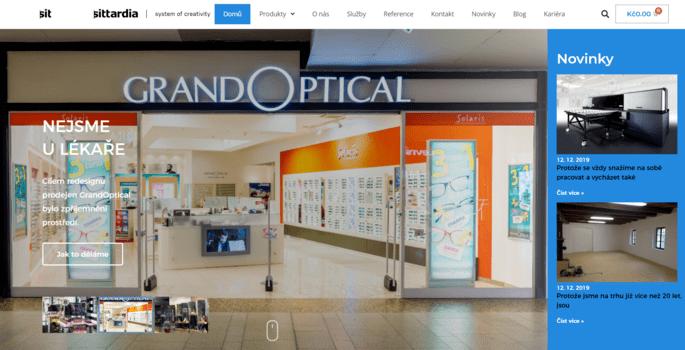 Sittardia | eSoul tvoří a optimalizuje webové stránky