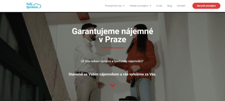 Tvůj Správce | eSoul tvoří a optimalizuje webové stránky
